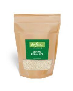 Refresh Organic Biryani Pulav Rice-1kg