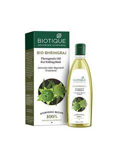 Biotique Bhringraj Oil, Transparent-100ml