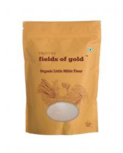 Pristine Fields of Gold Organic Little Millet Flour-500gm