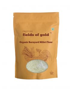 Pristine Organics Fields of Gold Organic Barnyard Millet Flour-500gm