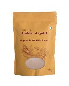 Pristine Fields of Gold Organic Proso Millet Flour-500gm
