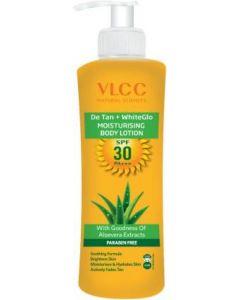 Vlcc De Tan+White Glo Moisturizing Body Loticn-350mlVLCC160