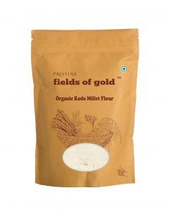 Pristine Organics Fields of Gold Organic Kodo Millet Flour-500gm