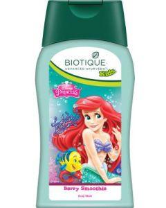 Biotique Advanced Ayurveda Bio Berry Smoothie Body Wash-180ml