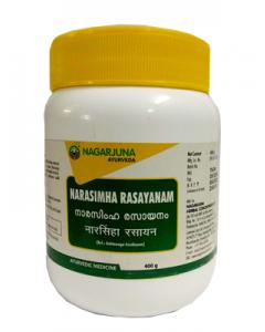 Nagarjuna Naarasimha Rasaayanam-400gm
