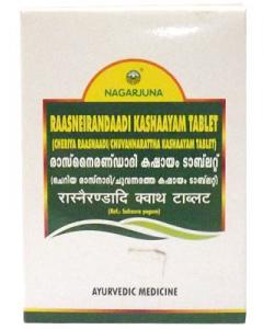 Nagarjuna Raasnaerandaadi Kashaayam Tablets-100 Tablets