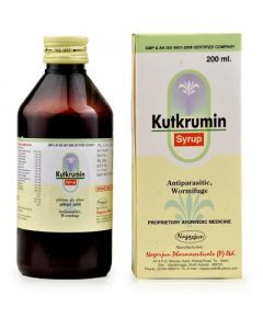 Nagarjun Kutkrumin Syrup-200ml