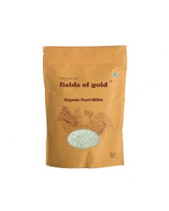 Pristine Organics Fields of Gold Organic Pearl Millet Flour-500gm
