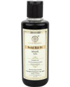 Khadi Shuddha Pure Amla Hair Oil-210ml