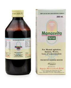 Nagarjun Manasvita Syrup-200ml