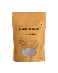 Pristine Organics Fields of Gold Organic Ragi Flour-1kg