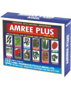 AIMIL Amree Plus-60tab