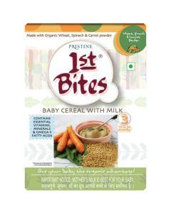 Pristine 1st Bites – Wheat, Spinach & Carrot Powder (10 Months – 24 Months) Stage – 3, 300g