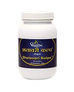 Dhootapapeshwar Shatavari Kalpa Granules-600gm
