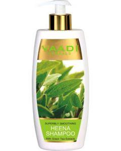 Vaadi Herbals HEENA SHAMPOO with Super Conditioners-350 ml