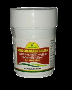 Nagarjuna Gorochanaadi Gulika-50 Tablets
