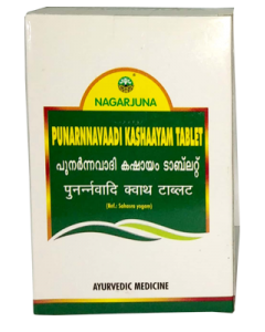 Nagarjuna Punarnnavaadi Kashaayam Tablets-100 Tablets