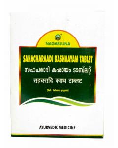 Nagarjuna Sahacharaadi Kashaayam Tablets-100 Tablets