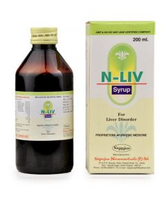Nagarjun N-liv Syrup-200ml