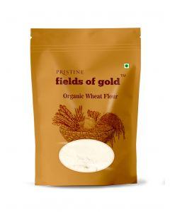 Pristine Organics Fields of Gold Organic Wheat Flour-1kg