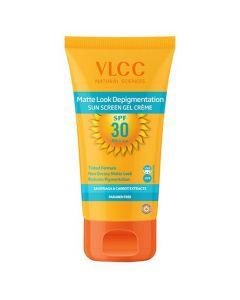 Vlcc Matte Look Depigmentation Sun Screen Gel Crem Spf30 Pa++-100ml