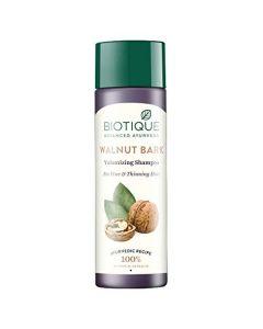 Bio Walnut Bark Volumizing Shampoo for Fine & Thinning Hair-190ml