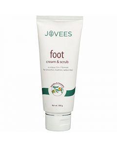 Jovees Herbals Foot Care 2 in 1-100gm