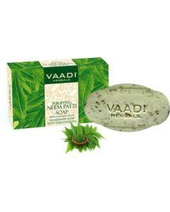 Vaadi Herbals NEEM PATTI SOAP-75 gms