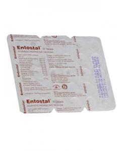 Solumiks Entostal Tablets-750tabs