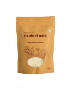 Pristine Organics Fields of Gold Organic Corn Flour-500gm