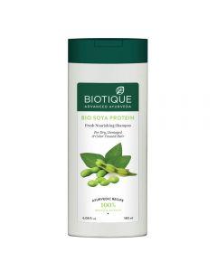 Biotique Bio Soya Protein Fresh Nourishing Shampoo-180ml