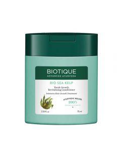 Biotique Bio Sea Kelp- Fresh Growth Revitalizing Conditioner-75ml