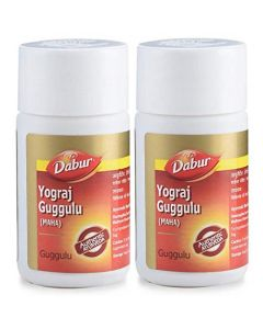 Dabur Maha Yograj Guggulu-1000tab