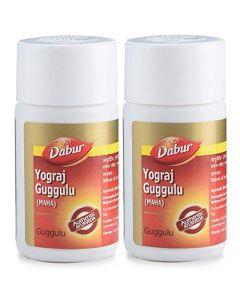 Dabur Yograj Guggulu (Maha)-400tab