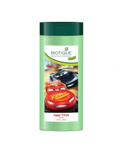 Biotique Bio Apple Twist Shampoo For Disney Kids-180ml