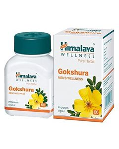 Himalaya Gokshura Tablets-60 Capsules