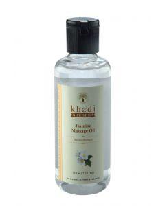 Khadi Shuddha Jasmin Massage Oil-210ml