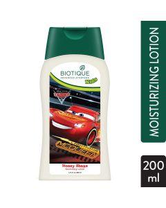 Biotique Disney Pixar Cars Nourishing Lotion, Honey Shake-200ml
