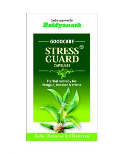 Goodcare Pharma Stress Guard-60 Capsules