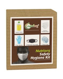 Nutriorg Safety Hygiene Kit