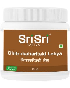Sri Sri Chitrakaharitaki Lehya - Respiratory Diseases-150gm