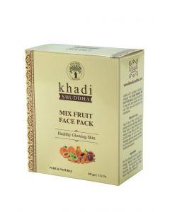 Khadi Shuddha Mix Fruit Face Pack-100gm