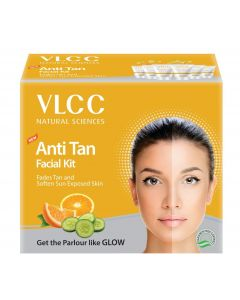 Vlcc Anti Tan Facial Kit-60gm