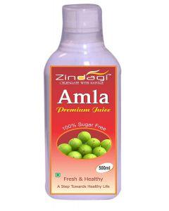Zindagi Pure Amla Juice-500ml