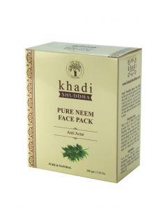 Khadi Shuddha Pure Neem Face Pack-100gm