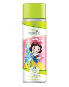 Biotique Bio Morning Nectar Lotion (Baby Princess Lotion)-190ml