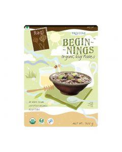 Pristine Organics  Beginnings Organic Ragi Flakes-150gm