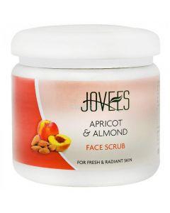 Jovees Herbals Apricot & Almond Scrub-400gm