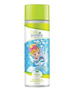 Biotique Bio Basil Baby (Baby Princess Powder)-150gm