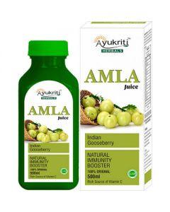 Ayukriti Herbal Amla Juice-500ml
